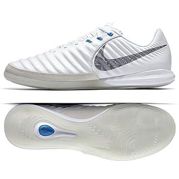 new arrivals 863aa c0ffe Nike Lunar Legendx 7 Pro Ic - White/MTLC cool Grey-Blue Hero ...
