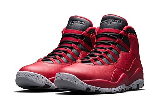 c1a22453b965 Nike Air Jordan 10 Retro 30th Anniversary All Star Gym Red Sz 7  Amazon.ca   Shoes   Handbags