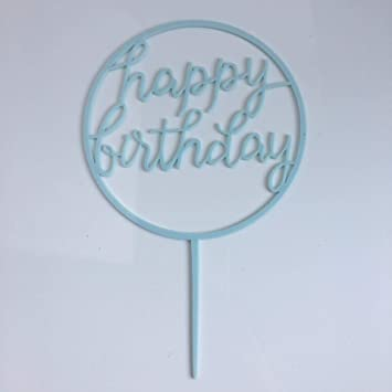 cake topper decorations happy birthday cake banner cake topper cake