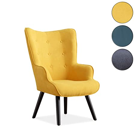 Adec - Voss, Sillon de diseño, butaca de Espera Fija, Patas ...
