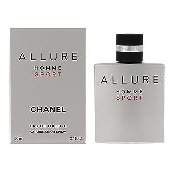 6bb67afa5a Allure Sport di Chanel - Eau de Toilette Edt - Spray 100 ml.