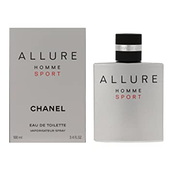 Chanel Allure Homme Sport Eau De Toilette Spray 100 ml  Amazon.co.uk  Beauty 3a9c144a415