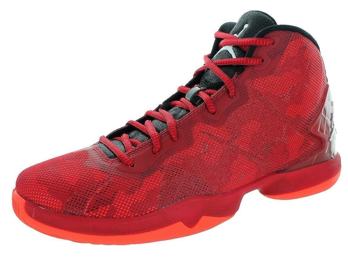 [ナイキ] ジョーダン Jordan Super Fly 4 Gym Red Infrared 768929-630 [並行輸入品] B07F2V5TS4  29.5 cm