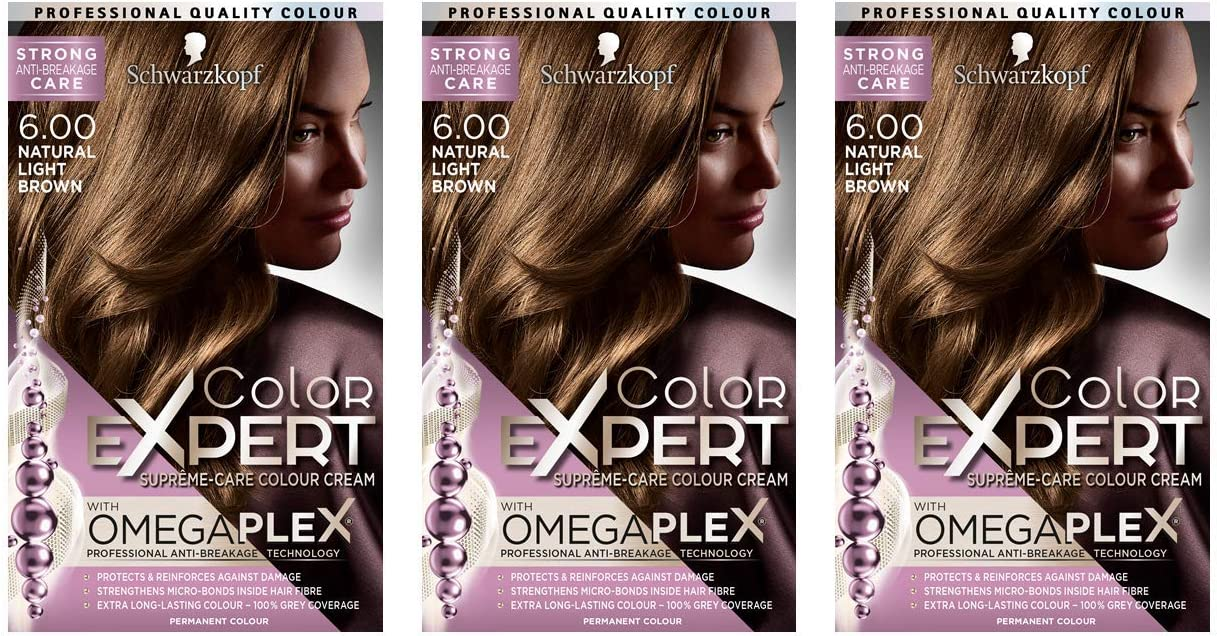Schwarzkopf Color Expert Omegaplex - Tinte para el cabello ...
