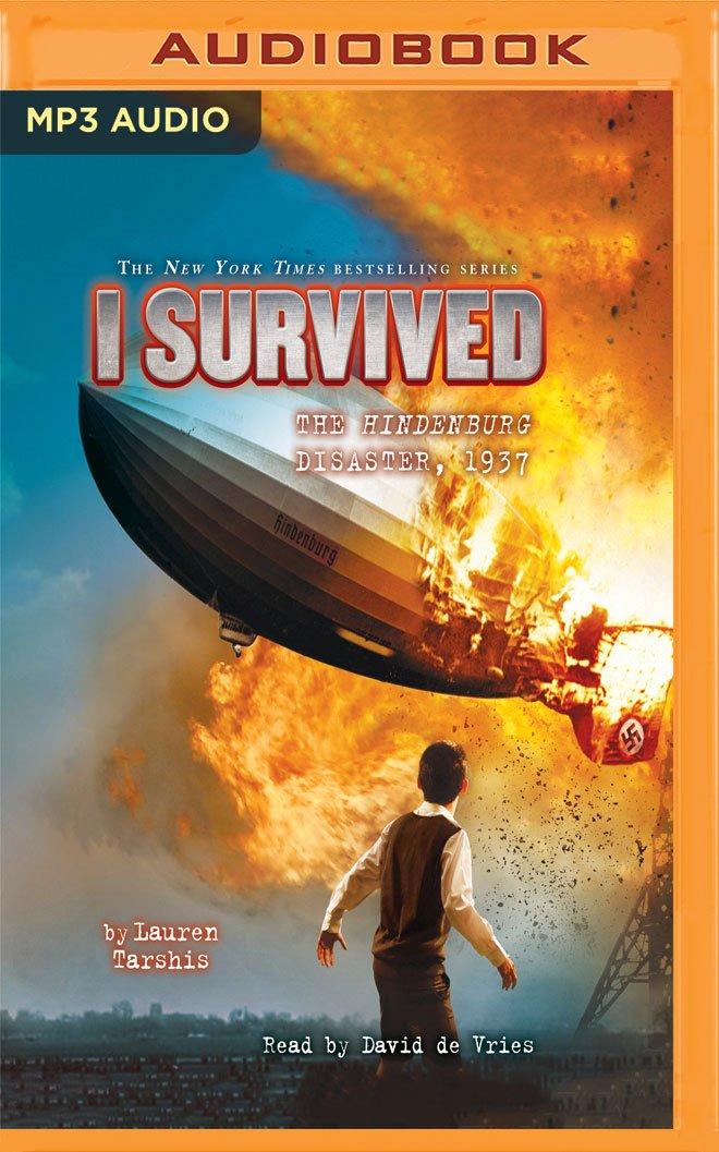 I Survived the Hindenburg Disaster, 1937 ebook