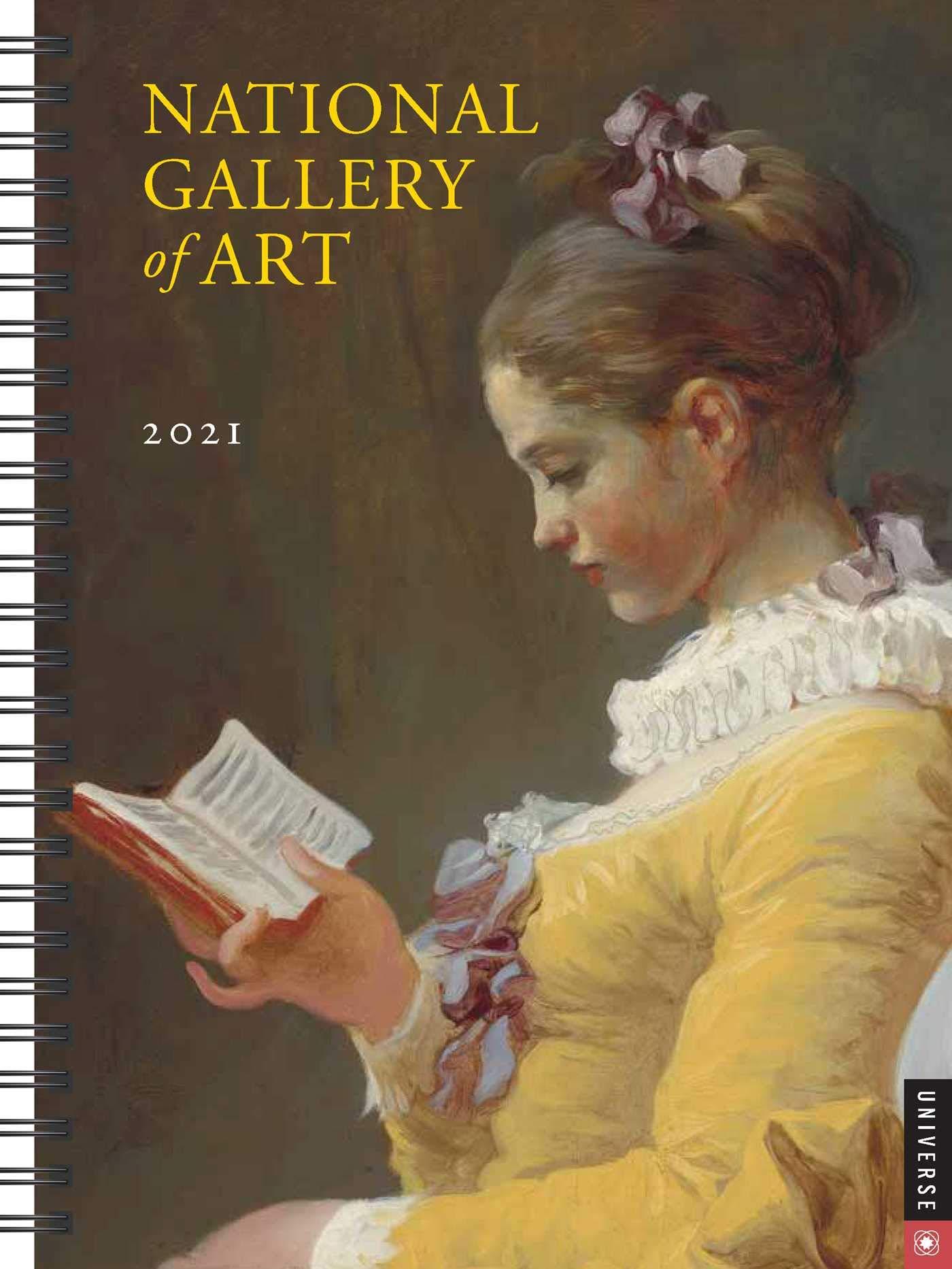 2021 Engagement Calendar National Gallery of Art 2021 Engagement Calendar: National Gallery