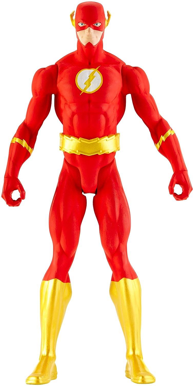 Best Super Hero Toys And Action Figures : Dc comics flash action figure quot ebay