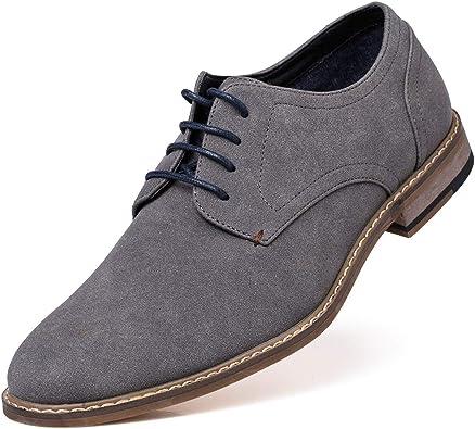 Jivana Chaussures Suedé Classic pour Homme