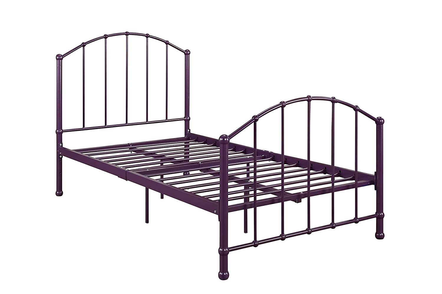 Wonderful Twin Metal Bed Frame Decoration