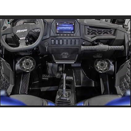 Amazon.com: SSV Works 2019 Polaris RZR Turbo and RZR TURBOs Ride Command 5 Speaker Kit: Electronics