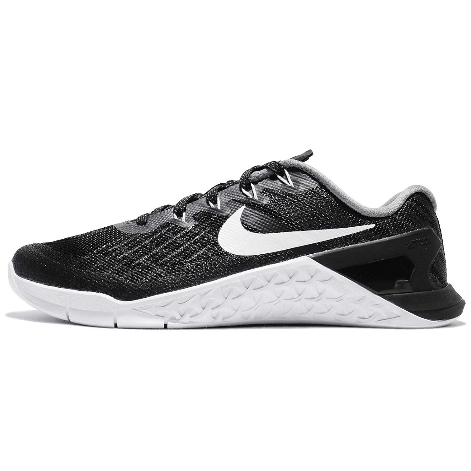 Nike Womens Metcon 3 Training Shoes B005A5F99C 8.5 B(M) US|Black/White