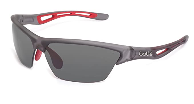 bollé Tempest - Gafas de Sol para Hombre Gris Satin Crystal ...