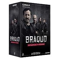 Braquo - Intégrale 4 saisons [Francia] [DVD]
