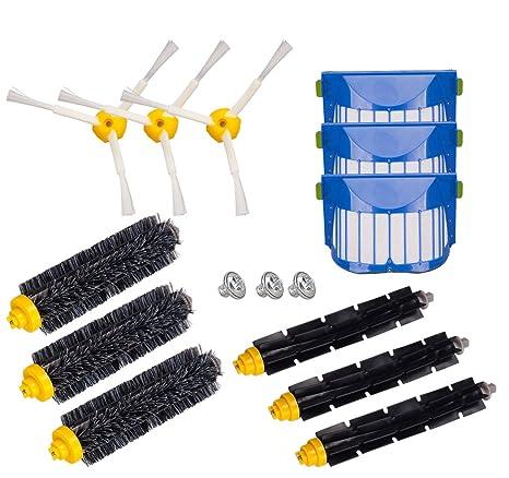 Hongfa Para iRobot Roomba 650, 620,655, 770,780,790 Robot aspiradora partes de reposición, honfa