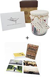 Mindfulness Challenge Jar and You are Brilliant, talented and fabulous affirmation cards bundle