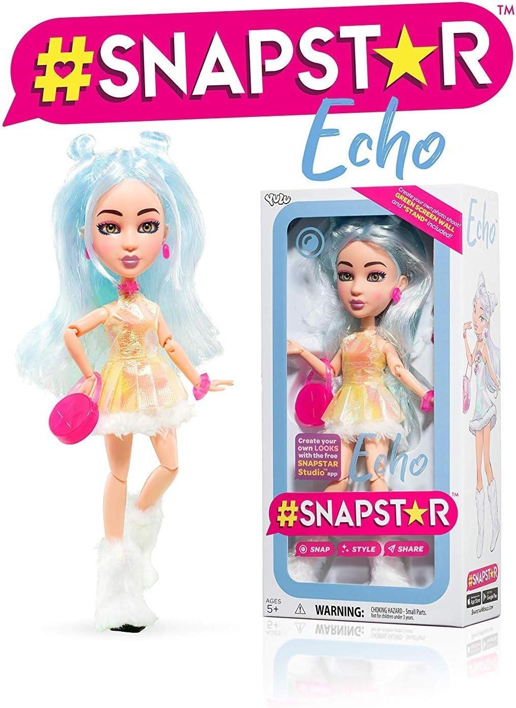 #SNAPSTAR Echo Toy