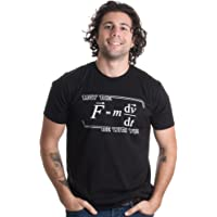 May The (F=Ma Be with You(Funny Physics Science Film Movie Joke Humour T-Shirt