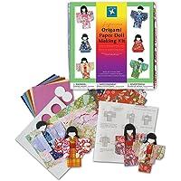 Aitoh Kit de muñeca de Kimono de Papel