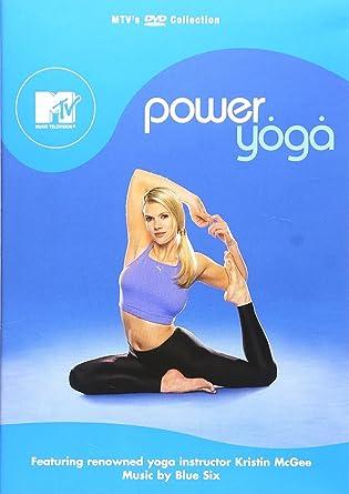 Amazon Com Mtv Power Yoga Movies Tv