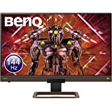 BenQ EX2780Q 27-Inch 2K QHD 144Hz Gaming Monitor FreeSync, IPS panel, USB Type-C, HDMI, DP, 2560x1440, DCI-P3, Built-in Speakers, Remote Control, Anti-glare, Flicker-free, Bezel-less