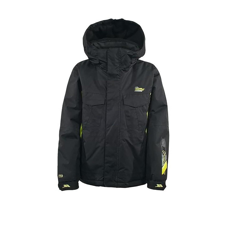 Trespass Childrens Boys Negasi Zip Up Waterproof Ski Jacket UTTP2603_2