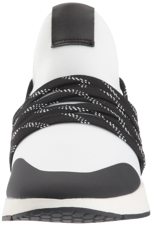 Steve Madden Women's Shady Sneaker B075NJXRWW 5.5 B(M) US|White/Multi