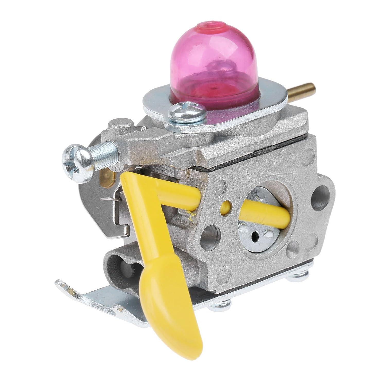 Carburetor for ZAMA C1U-W18 Craftsman Poulan Weedeater 530071752 530071822 SST25 Mtsooning