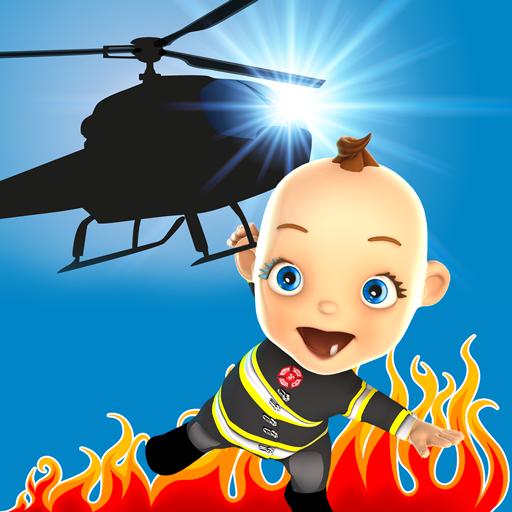 Baby Firefighter: Fireman Hero (Free)