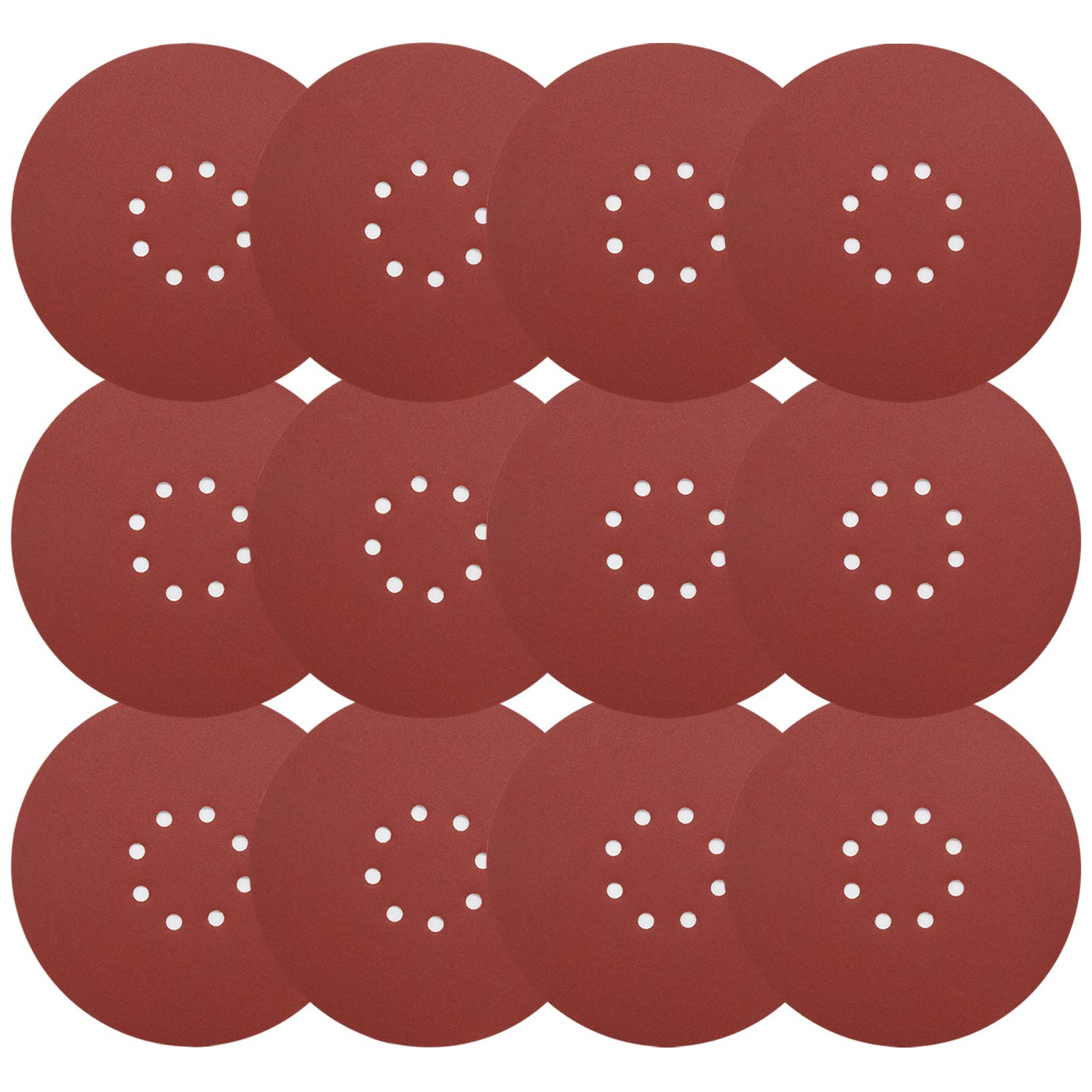 60 to 10000 Grits Grinding Abrasive Sanding Disc for Wood Metal Mirror Jewelry Car 180 PCS 1 Inch Sandpaper GOH DODD Wet Dry Sander Sheets with Backing Pad and Soft Foam Buffering Pad