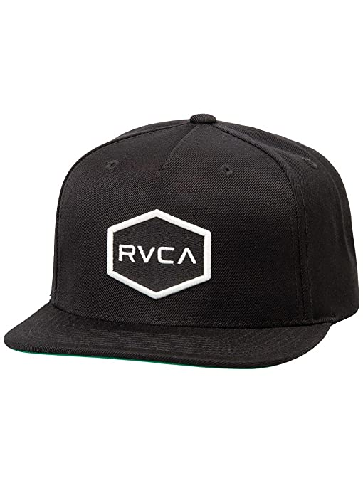 db4bd00c563 Image Unavailable. Image not available for. Color  RVCA Unisex Commonwealth  Snapback ...