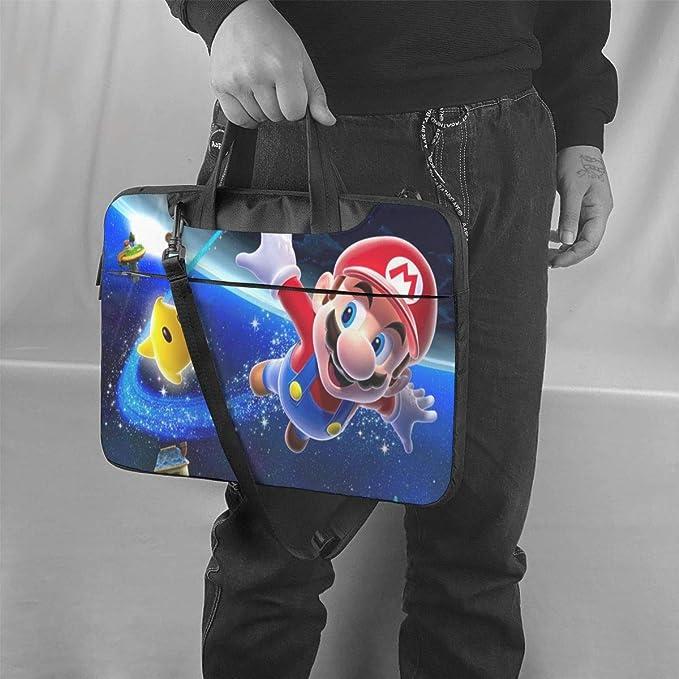 Super Mario Laptop Sleeve Laptop Bag Tablet Briefcase Ultraportable Protective Handbag Oxford Cloth-for MacBook Pro//MacBook Air//Notebook Computer 13 inch