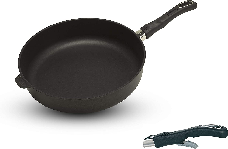 Gastrolux Biotan-Sartén inducción Alta d. 17232A 32 cm, mango extraíble: Amazon.es: Hogar