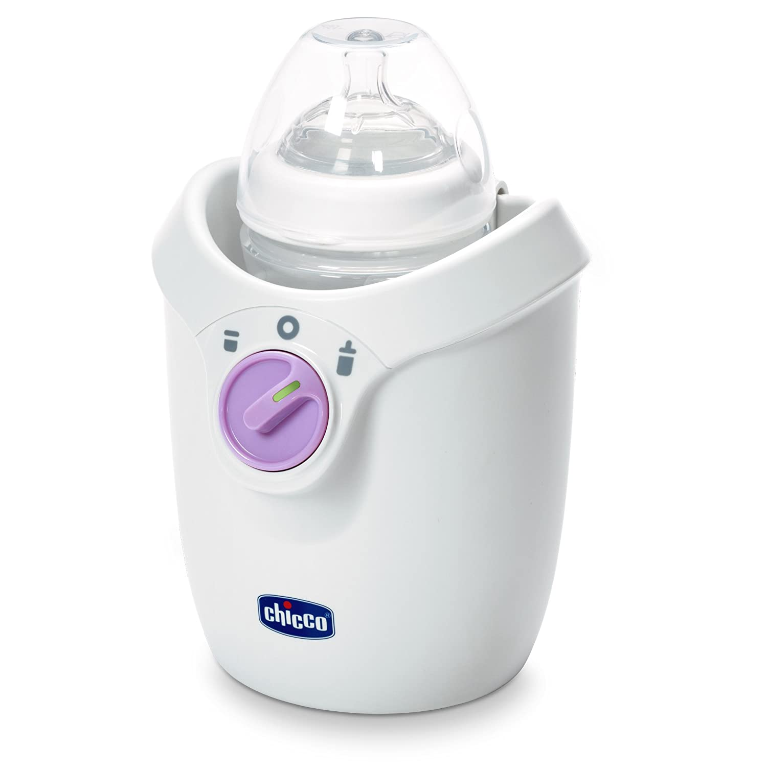 Chicco 6008000 Bottle and Baby Food Warmer, White 00060080000070