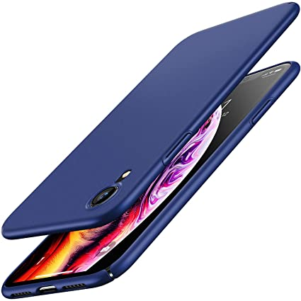 Amazon.com: RANVOO - Carcasa fina para iPhone XR, ultrafina ...