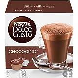 NESCAFÉ DOLCE GUSTO CHOCOCINO Cioccolata 6 confezioni da 16 capsule (96 capsule)