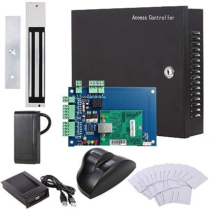 UHPPOTE - Lector de sistemas de control de acceso, sensor de movimiento, cierre magnético