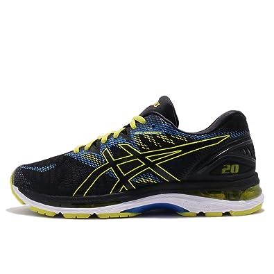 Chaussures Asics de course Asics Homme UE Gel 16874 Nimbus 20 , Noir , UE 50,55: a9c2076 - alleyblooz.info