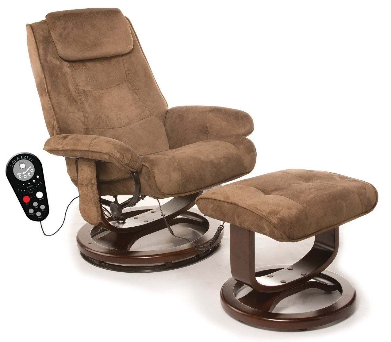 Amazon.com Relaxzen 60-078011 Deluxe Leisure Recliner Chair with 8-Motor Massage u0026 Heat Brown Health u0026 Personal Care  sc 1 st  Amazon.com & Amazon.com: Relaxzen 60-078011 Deluxe Leisure Recliner Chair with ... islam-shia.org