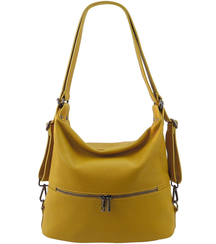 Freyday 2in1 Handtasche Rucksack Designer Luxus Henkeltasche aus 100% Echtleder B07L5P43D9 Rucksackhandtaschen Auktion