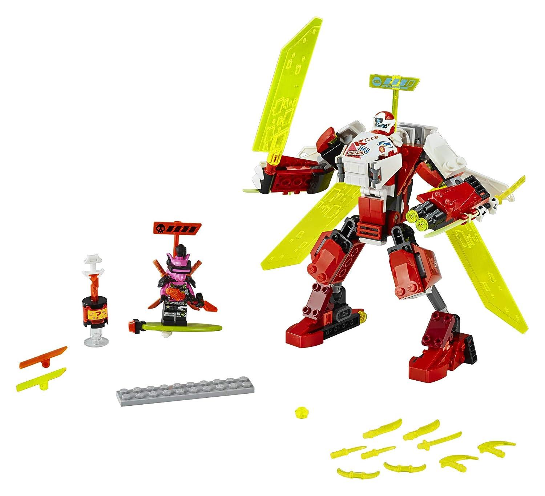 LEGO NINJAGO Kai/'s Mech Jet 71707 Toy Plane Building Kit 217 Pieces New 2020