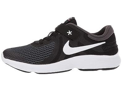 6bf98781587f3 Amazon.com: Nike Revolution 4 Flyease (gs) Big Kids Ah7797-001 Size ...