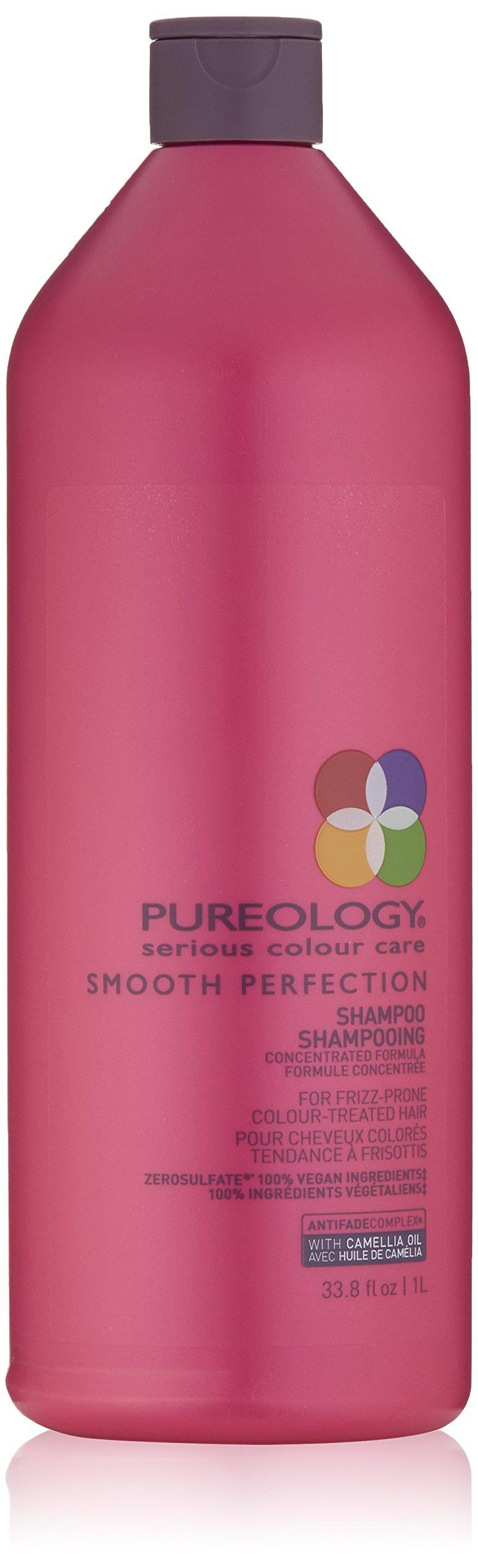 Pureology Smooth Perfection Shampoo, 33.8 Fl Oz