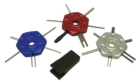 amazon com lisle 57750 wire terminal tool kit automotive rh amazon com Automotive Wire Crimping Tools Automotive Terminal Crimping Tool