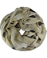 Loop Scarf Women´s Scarf with dots