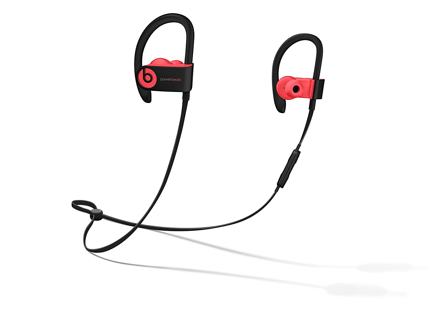 Headphone  Beats by Dr Dre  Beats by Dr Dre Powerbeats3 Wireless Earphones - Siren Red, Model A1747 (MNLY2ZM A)