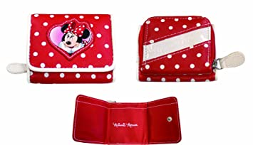 Minnie Mouse - Monedero Billetero Lunares (Cerdá 2502/27 ...