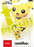 amiibo Pichu Super Smash Bros。 系列