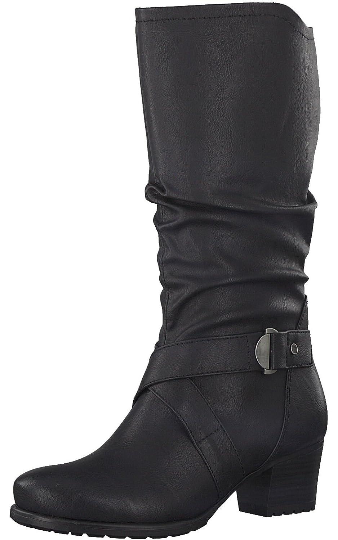Tamaris 1-25018-29 Ankle Ankle 1-25018-29 Bottes femmes Noir Noir 39f5ed3 - jessicalock.space