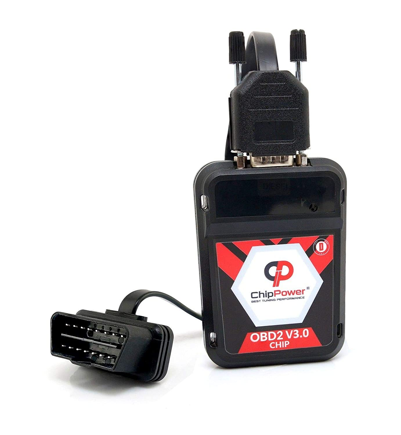 Chip Box Tuning OBD2 v3 for A6 Avant C6 2.0 2.7 3.0 TDI Power Performance Diesel ChipPower