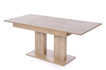 Inter Trade 1463 Table De Salle A Manger Extensible Bois